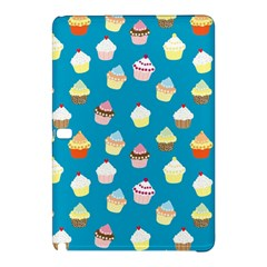 Cupcakes Pattern Samsung Galaxy Tab Pro 12 2 Hardshell Case by Valentinaart