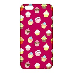 Cupcakes pattern iPhone 6/6S TPU Case by Valentinaart