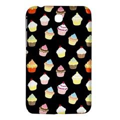 Cupcakes Pattern Samsung Galaxy Tab 3 (7 ) P3200 Hardshell Case  by Valentinaart