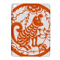 Chinese Zodiac Dog Ipad Air 2 Hardshell Cases by Onesevenart