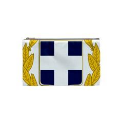 Greece National Emblem  Cosmetic Bag (small)  by abbeyz71