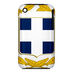 Greece National Emblem  Iphone 3s/3gs by abbeyz71