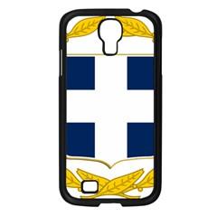 Greece National Emblem  Samsung Galaxy S4 I9500/ I9505 Case (black) by abbeyz71