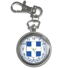 Greece National Emblem  Key Chain Watches by abbeyz71