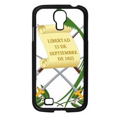 National Emblem Of Guatemala  Samsung Galaxy S4 I9500/ I9505 Case (black) by abbeyz71