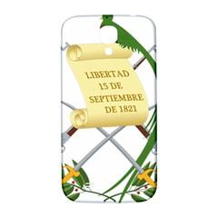 National Emblem Of Guatemala Samsung Galaxy S4 I9500/i9505  Hardshell Back Case by abbeyz71