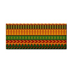 Mexican Pattern Cosmetic Storage Cases by Onesevenart