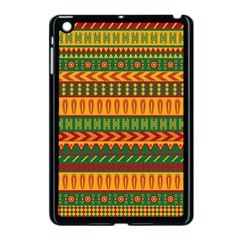 Mexican Pattern Apple Ipad Mini Case (black) by Onesevenart