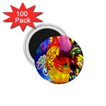 Chinese Zodiac Signs 1.75  Magnets (100 pack)