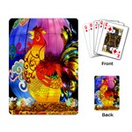 Chinese Zodiac Signs Playing Card