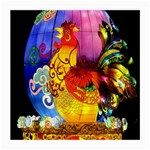 Chinese Zodiac Signs Medium Glasses Cloth (2-Side)