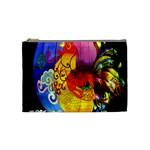 Chinese Zodiac Signs Cosmetic Bag (Medium)