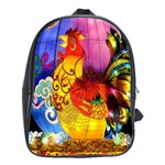 Chinese Zodiac Signs School Bags(Large)