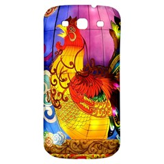 Chinese Zodiac Signs Samsung Galaxy S3 S Iii Classic Hardshell Back Case by Onesevenart