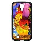 Chinese Zodiac Signs Samsung Galaxy S4 I9500/ I9505 Case (Black)