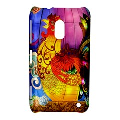 Chinese Zodiac Signs Nokia Lumia 620 by Onesevenart