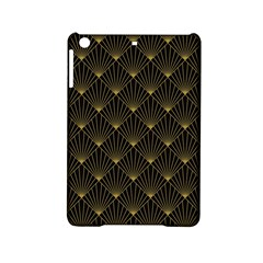 Abstract Stripes Pattern Ipad Mini 2 Hardshell Cases by Onesevenart