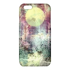 Frosty Pale Moon iPhone 6/6S TPU Case by theunrulyartist