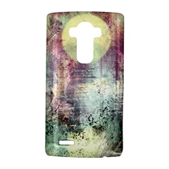 Frosty Pale Moon Lg G4 Hardshell Case by digitaldivadesigns