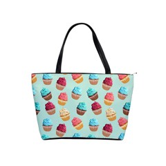 Cup Cakes Party Shoulder Handbags by tarastyle