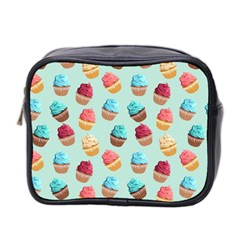 Cup Cakes Party Mini Toiletries Bag 2 Side by tarastyle