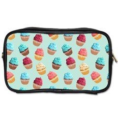 Cup Cakes Party Toiletries Bags 2 Side by tarastyle