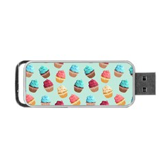 Cup Cakes Party Portable Usb Flash (two Sides) by tarastyle
