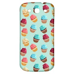 Cup Cakes Party Samsung Galaxy S3 S Iii Classic Hardshell Back Case by tarastyle