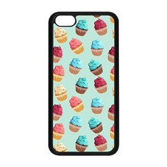 Cup Cakes Party Apple Iphone 5c Seamless Case (black) by tarastyle