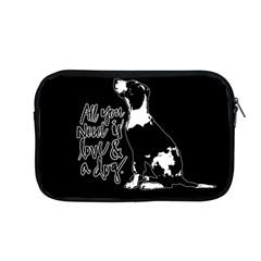 Dog Person Apple Macbook Pro 13  Zipper Case by Valentinaart