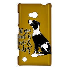 Dog Person Nokia Lumia 720 by Valentinaart