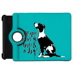 Dog Person Kindle Fire Hd 7  by Valentinaart