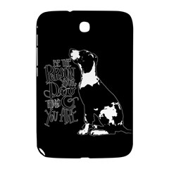 Dog Person Samsung Galaxy Note 8 0 N5100 Hardshell Case  by Valentinaart