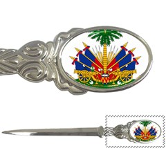 Coat Of Arms Of Haiti Letter Openers by abbeyz71