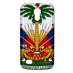 Coat Of Arms Of Haiti Galaxy S4 Mini by abbeyz71