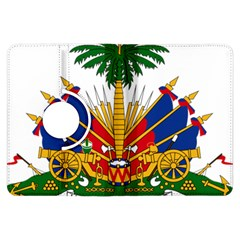 Coat Of Arms Of Haiti Kindle Fire Hdx Flip 360 Case by abbeyz71