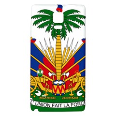 Coat Of Arms Of Haiti Galaxy Note 4 Back Case by abbeyz71