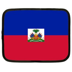Flag Of Haiti  Netbook Case (xl)  by abbeyz71