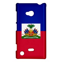 Flag Of Haiti  Nokia Lumia 720 by abbeyz71