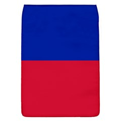 Civil Flag Of Haiti (without Coat Of Arms) Flap Covers (l)  by abbeyz71