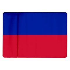 Civil Flag of Haiti (Without Coat of Arms) Samsung Galaxy Tab 10.1  P7500 Flip Case