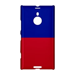 Civil Flag Of Haiti (without Coat Of Arms) Nokia Lumia 1520 by abbeyz71