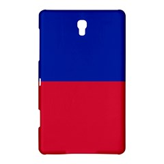 Civil Flag Of Haiti (without Coat Of Arms) Samsung Galaxy Tab S (8 4 ) Hardshell Case  by abbeyz71
