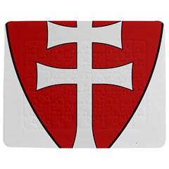 Coat Of Arms Of Apostolic Kingdom Of Hungary, 1172 1196 Jigsaw Puzzle Photo Stand (rectangular) by abbeyz71