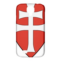 Coat Of Arms Of Apostolic Kingdom Of Hungary, 1172 1196 Samsung Galaxy S4 Classic Hardshell Case (pc+silicone) by abbeyz71