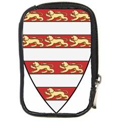 Hungarian Kings (1000 1301) & Seal Of King Emeric (1202) Compact Camera Cases by abbeyz71