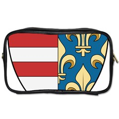 Angevins Dynasty Of Hungary Coat Of Arms Toiletries Bags by abbeyz71