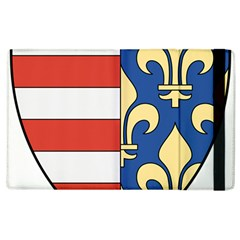 Angevins Dynasty Of Hungary Coat Of Arms Apple Ipad 3/4 Flip Case by abbeyz71