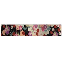 Japanese Ethnic Pattern Flano Scarf (large) by Onesevenart