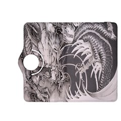 Chinese Dragon Tattoo Kindle Fire Hdx 8 9  Flip 360 Case by Onesevenart